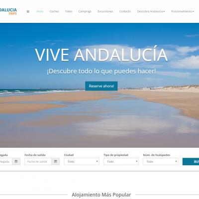 Andalucía Trips (Portfolio 2)