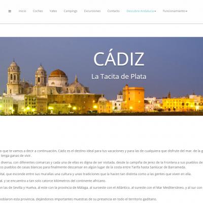 Andalucía Trips (Portfolio 6)