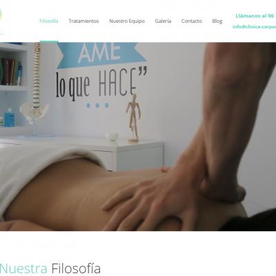 Clinica-Corpore&Sano (Portfolio 2)