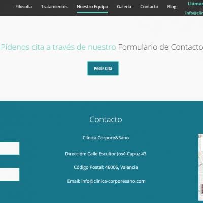 Clinica-Corpore&Sano (Portfolio 4)