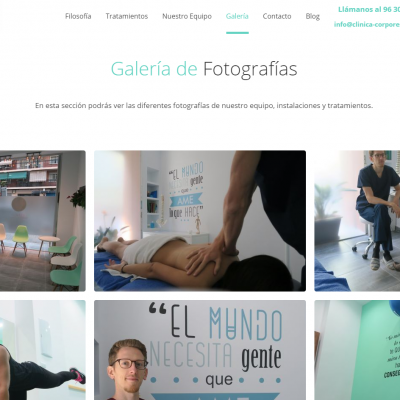 Clinica-Corpore&Sano (Portfolio 5)