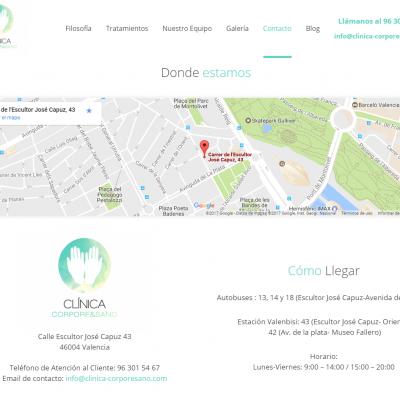 Clinica-Corpore&Sano (Portfolio 6)