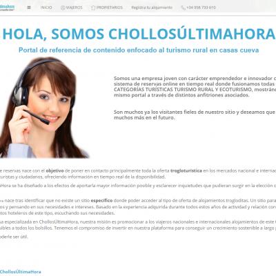 Chollos Últimahora (Portfolio 7)