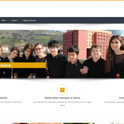 Conservatorio de Ávila